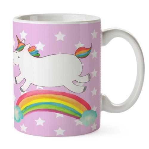 Gesch... Kaffeetasse Tasse Einhorn Regenbogen Tasse Tassen Becher Kaffee
