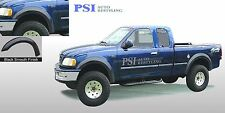 BLACK PAINTABLE Extension Fender Flares 1997-2003 Ford F-150 ; STYLESIDE ONLY