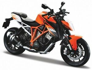 KTM 1290 Super Duke R - black / orange - Maisto 1:12