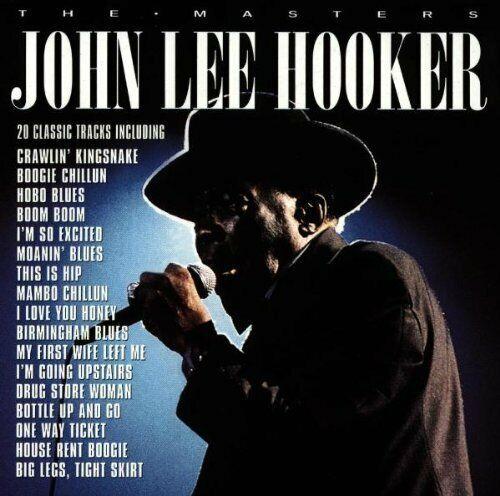 John Lee Hooker Eagle masters (20 tracks, 1997)  [CD]