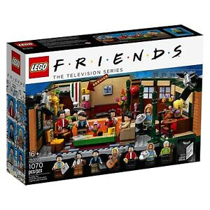 LEGO-FRIENDS-Central-Perk-Ideas-Set-21319-New-Sealed-RARE-HOT