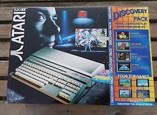 Atari 520st FM Discovery Pack Bundle Boxed
