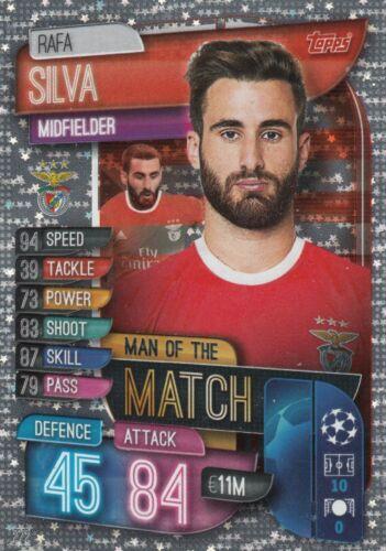 hombre del partido Topps Match Attax Liga de Campeones de Europa 2019//20