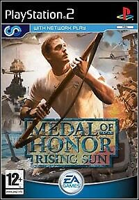 Medal of Honor : Rising Sun, PS2, strategi