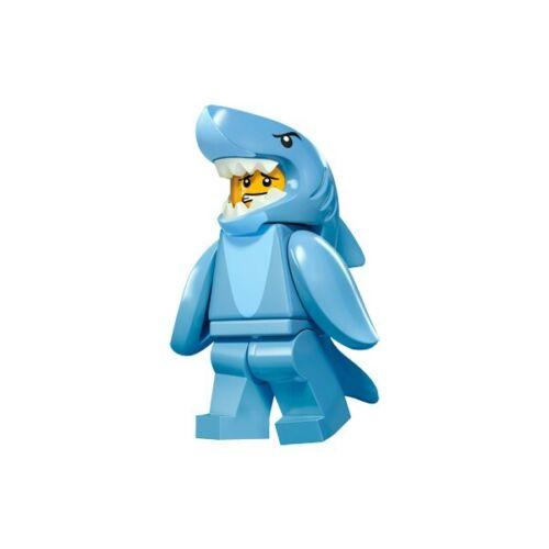 LEGO La figurine du requin NEUF Série N°15 NEUF 71011