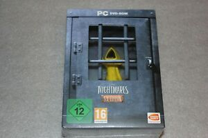 Little-Nightmares-Six-Edition-Figurine-PC-DVD-new-SEALED