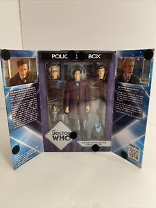 Doctor Who The Eleventh Doctor Figure The Time Of The Doctor Collectors' Set