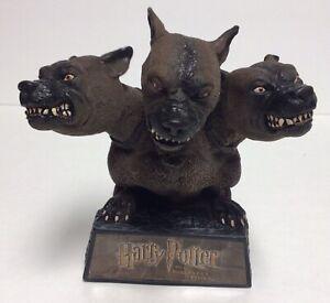 Harry Potter & The Sorcerer's Stone Fluffy  Bobblehead Statue 3 Headed Dog