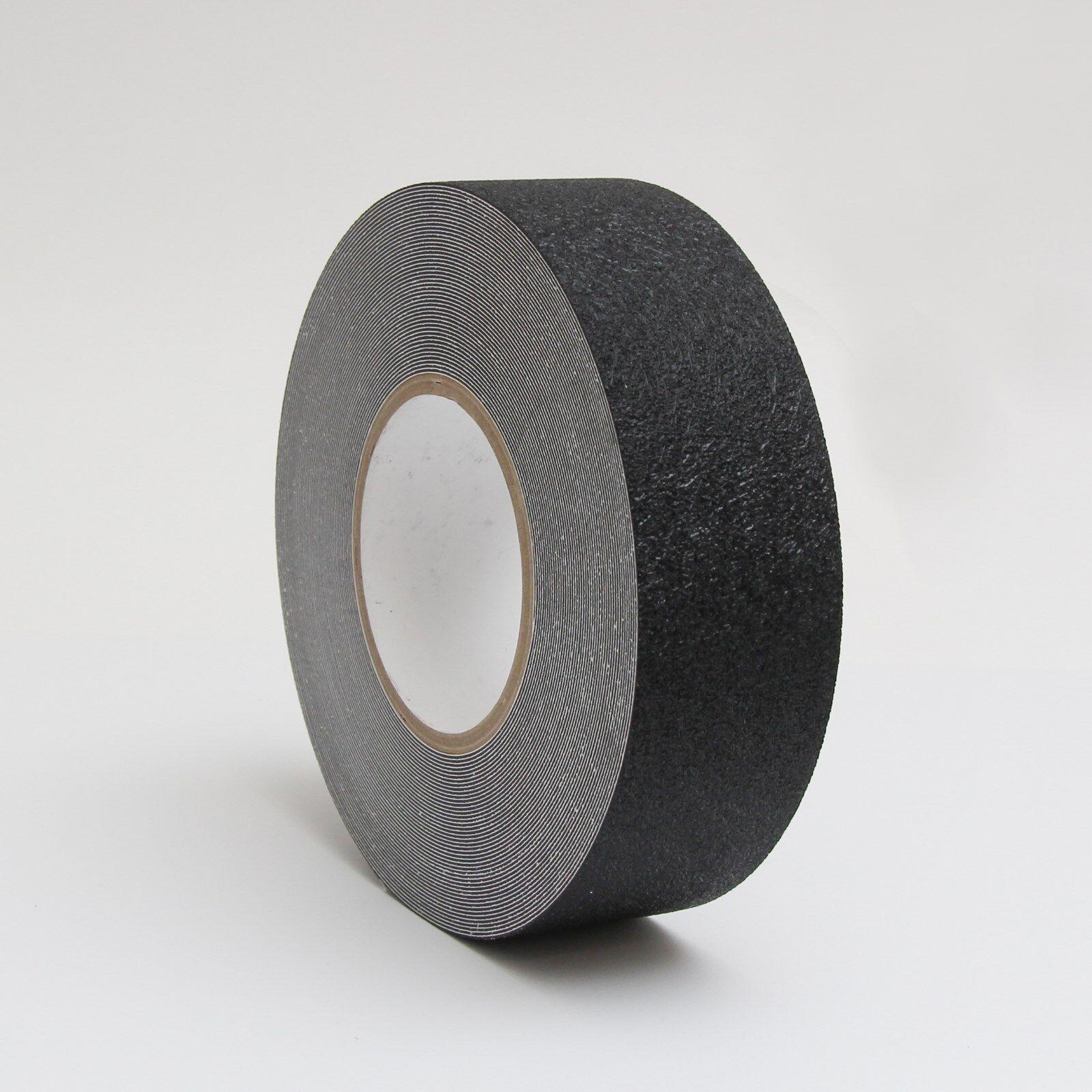 2 Rouleau LFM PVC anti glisse film noir auto-adhésif, Rouleau 2 env. 119 cm bee400