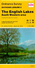 Outdoor Leisure Maps: Sheet 6: English Lakes - South Western Area by Ordnance Survey (Sheet map, folded, 1991)