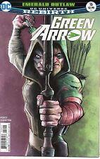 Green Arrow #16 (NM) `17 Percy/ Ferreyra  (Cover A)