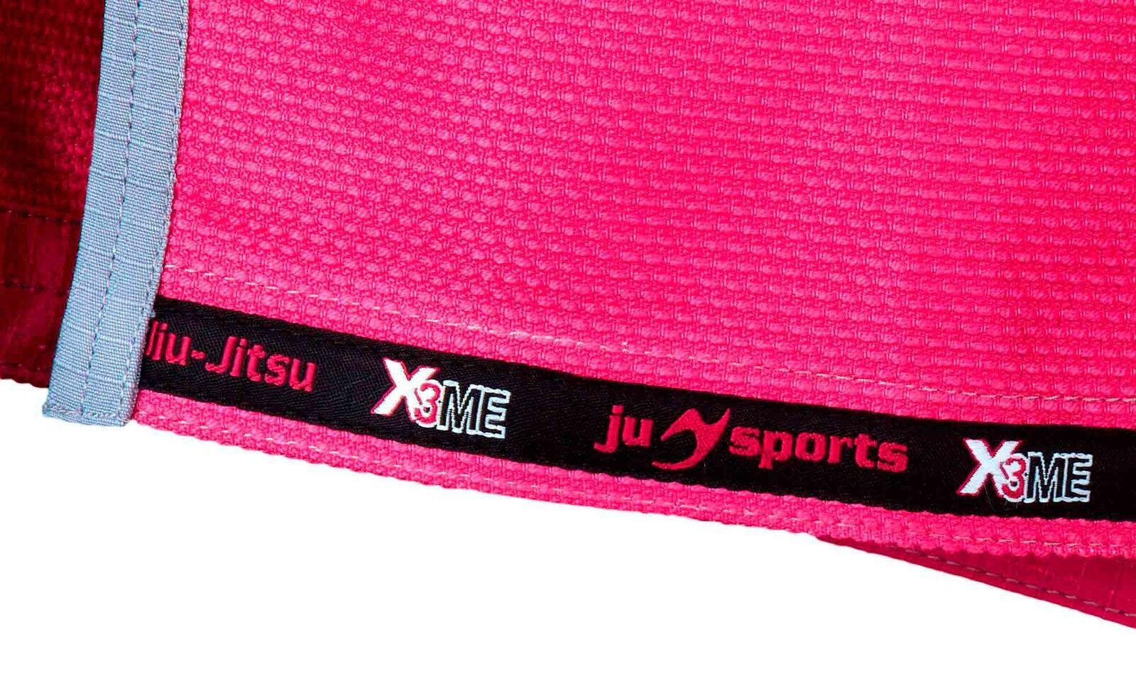 Ju-Sports Ju-Sports Ju-Sports Gi Amazona BJJ EXTREME 2.0 Rosa 66550d