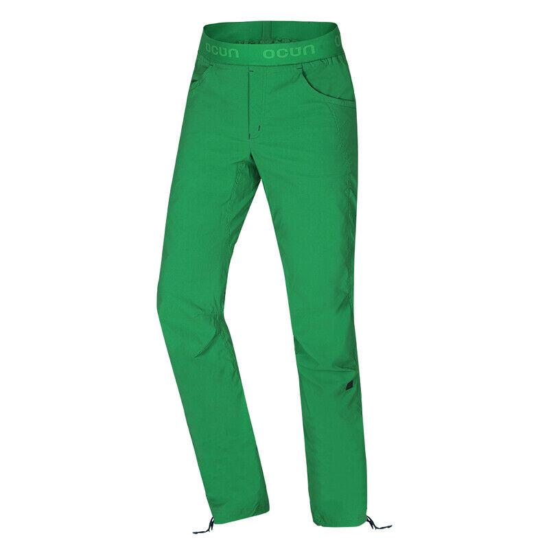 Ocun Mania Pants kletterhose pantalones de deporte verde-Navy   precios mas bajos