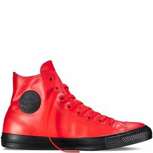 294ca5b3f389 Image is loading Converse-CT-Rubber-Hi-Tops-Casino-Red-Black-