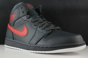 new concept 9bb6b 45e0f Image is loading Nike-Air-Jordan-1-Mid-Size-13-Mens-