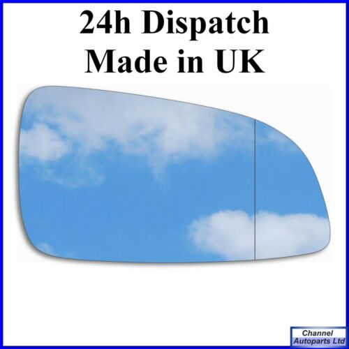 Right Wide Angle Mirror Glass Vauxhall Astra 2004-2009 #18RAS
