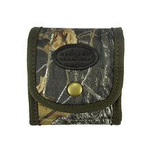 Tourbon Rifle Cartridges Pouch Bullet Carrier Wallet Ammo Holder Belt Camo USA