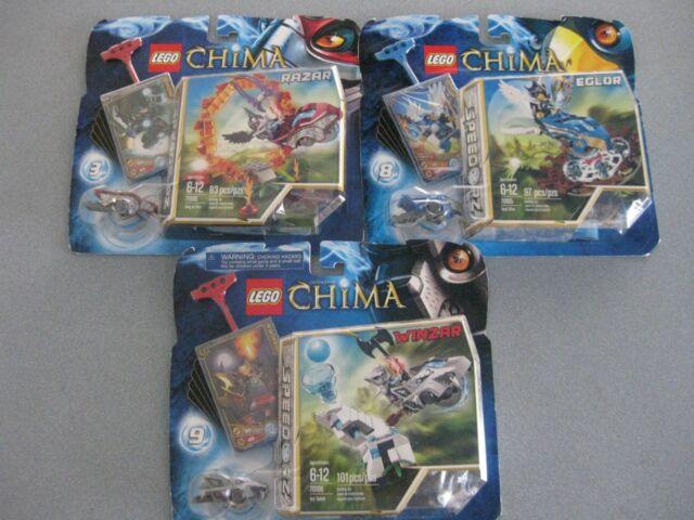 LEGO Legends of Chima 70105 EGLOR neu/&ovp