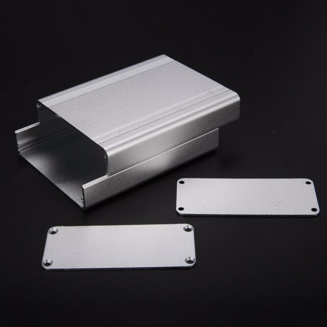110*88*38mm Split body Extruded Aluminum Box Enclosure Case Project electronic