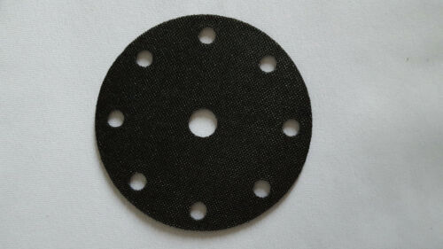 Hook and Loop Replacement for Sanding Pad Ø 55-200mm Repair Self-Adhesive A4