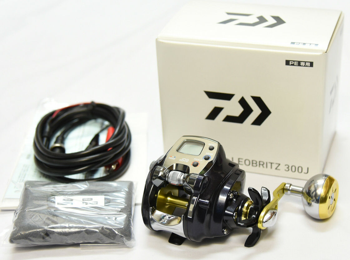 Daiwa LEOBRITZ 300J (English Display) Electric Reel from Japan