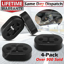 Polyurethane Rubber Exhaust Tail Pipe Mount Holder Bracket Hanger Insulator (4)