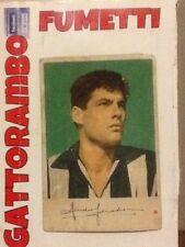 Figurina Cartonata N.5 Salvadore Rarissima-juventus Ed.Edj Calciocampioni