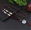Lange-Halskette-Nepal-Boho-Anhaenger-Retro-Vintage-Holz-Handgefertigt-Perlen Indexbild 15