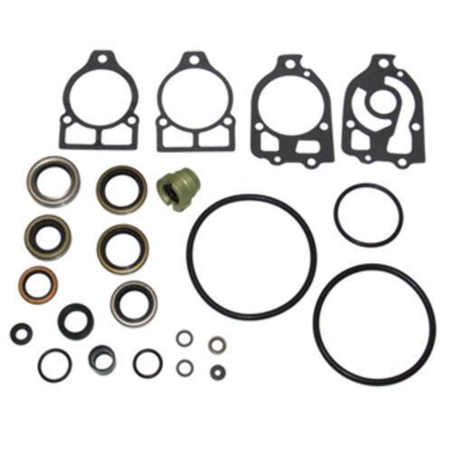 NIB Mercury Inline 75-80-90-100-105-115 Seal Kit Lower Unit Gearcase 55682A1