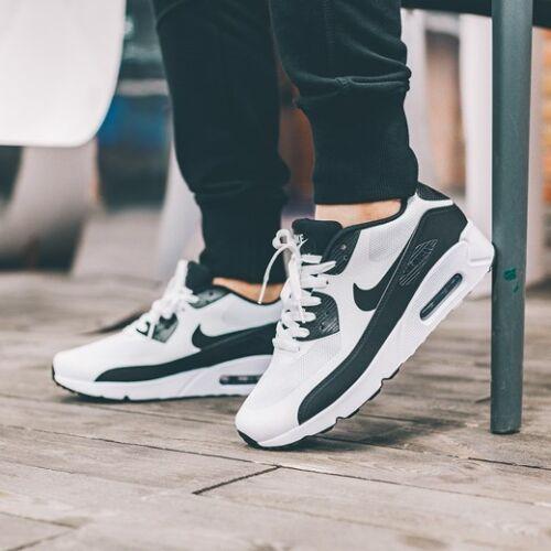 blanco negro Blanco Hombres 0 Essential Max Air 2 Ultra 875695 Nike Sz 100 90 10 F6RqO