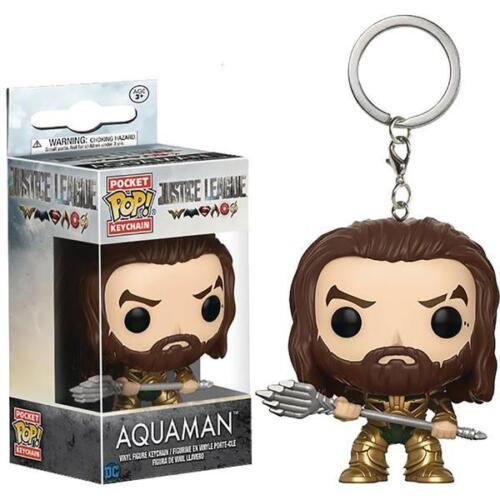 Pocket Pop! UK Seller New - Funko Justice League Aquaman