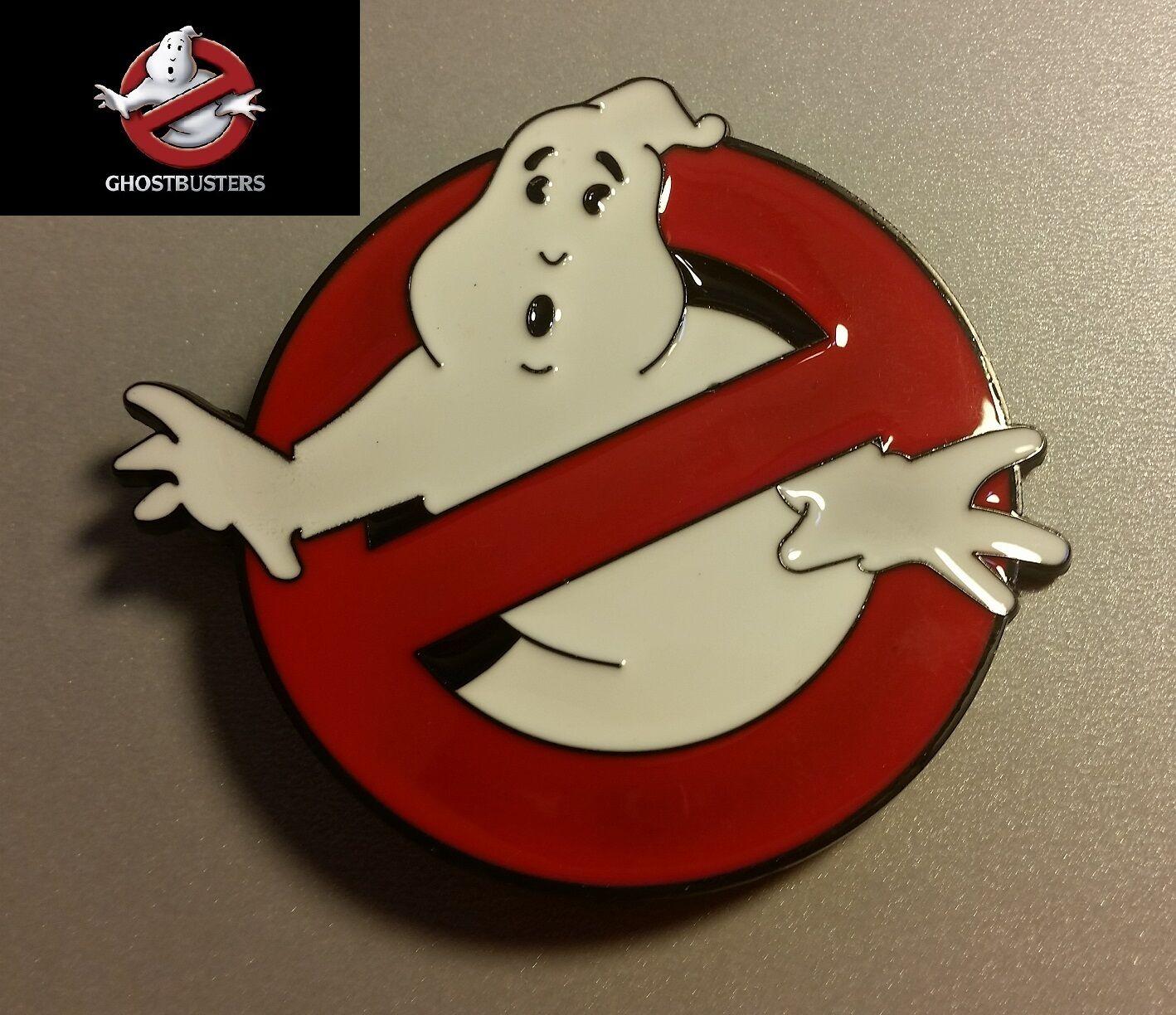 ♈ Ghostbusters!! película Logo Hebilla De Cinturón ♈ Cosplay Regalo Coleccionable