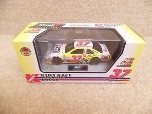 New-1997-Revell-1-43-Diecast-NASCAR-Jeremy-Mayfield-Kmart-Kids-Against-Drugs