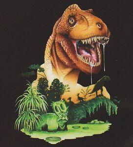 haut débardeur Tyrannosaurus Rex//Dinosaures T-Rex