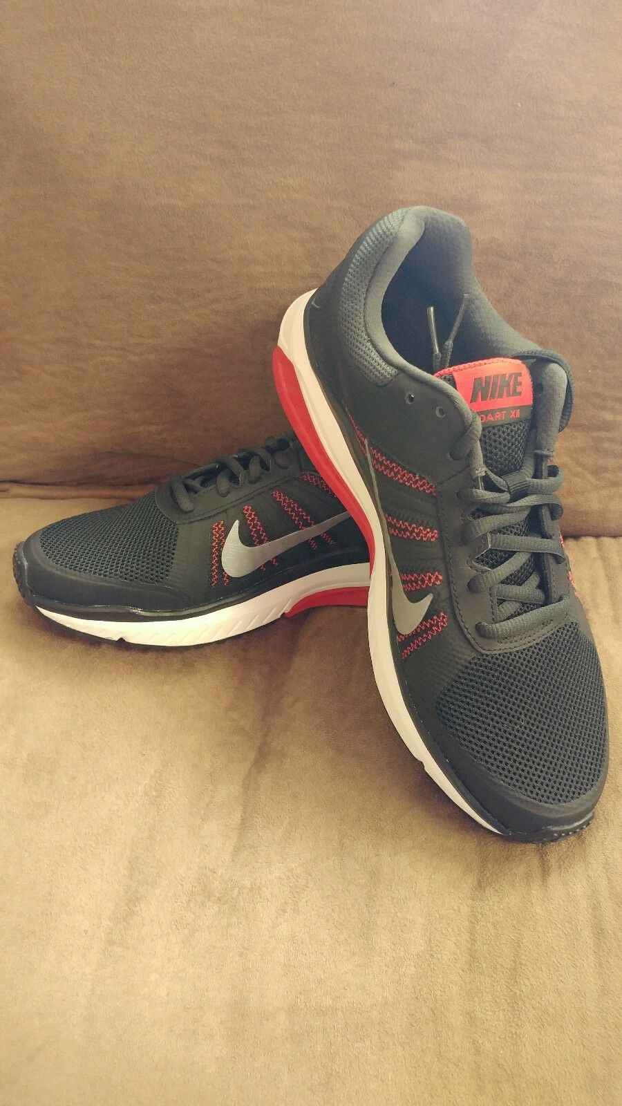 Men's Nike DART XII Experience Run Downshifter Comfortable New shoes for men and women, limited time discount