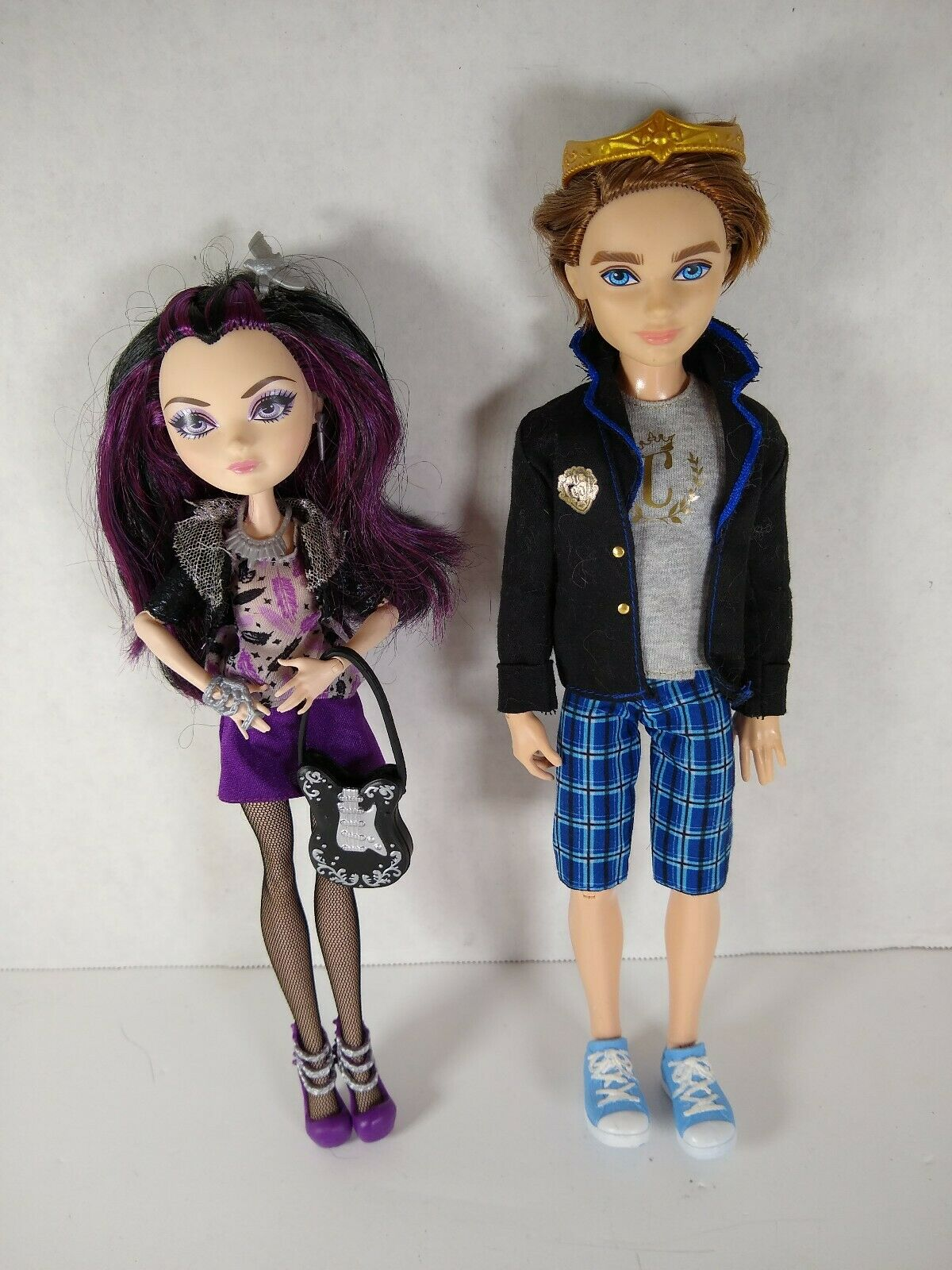 Ever After High Date Night 2 Pack Dexter Charming & Raven Queen