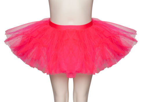 Coral Pink Premium Dance Ballet Tutu Skirt Childs /& Ladies Sizes By Katz
