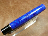 Parker Duofold Centennial Fountain Pen Barrel Lapis Blue Old Stock