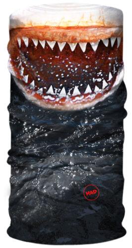HAD Multifunktionstuch Original Halstuch Kopftuch  Shark HA110-0671