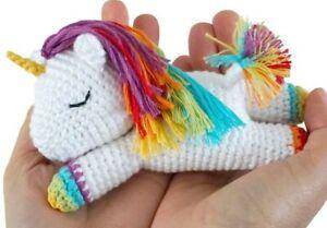 Mochila unicornio 🦄 - Puchinino arte en crochet | Facebook | 209x300