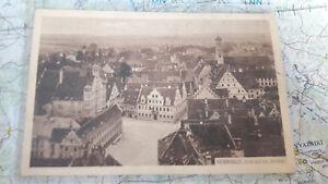 Memmingen-Blick-auf-das-Rathaus-AK-Postkarte-2297