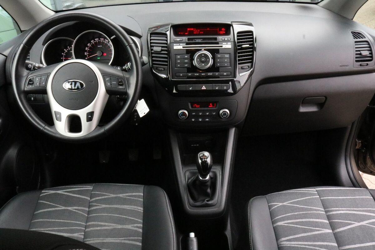 Kia Venga 1,6 CRDi 128 Premium Van