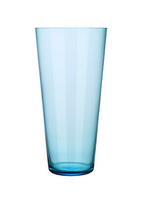 Kartio Vase, Light Blue, 200 & 290 mm, Mouth blown Glass, Homeware by Iittala