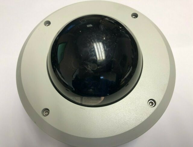 AXIS P3353 6mm IP Camera (with a USED - WREN MGDS2U-BGAXFX1D Armour Dome BEIGE)