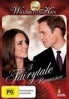 William & Kate - A Fairytale Romance (DVD, 2011)