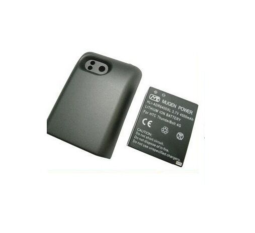 Mugen Power 4500mah Extended Life Battery For HTC Thunderbolt Verizon ADR6400