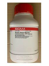 Bovine Serum Albumin Lyophilized Powder 96 Agarose Gel Electrophoresis