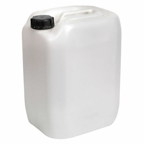 3 x 20ltr Water Container Butt Can Tub 20 Litre 20L Gardening Plastic Stacking