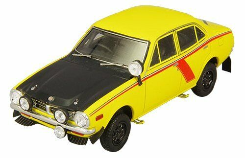 CAM 1 43 Mitsubishi Lancer 1600 GSR Test Car 1974 Yellow C43070