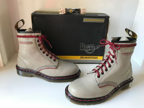 Pebble Dr Uk5 Leather Martens Lipstick 5 england 1a37 Limited Size Boots aaUnRTqxw